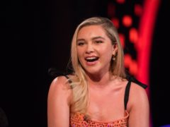 Florence Pugh shares a behind-the-scenes look at her Oscars prep (David Parry/PA)