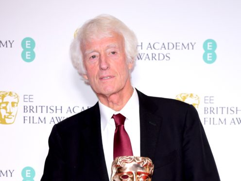 Roger Deakins: The celebrated cinematographer behind 1917 (Ian West/PA)