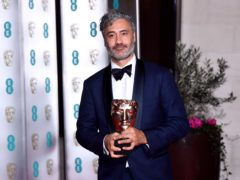 Jojo Rabbit won the adapted screenplay Bafta (Matt Crossick/PA)