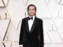 Brad Pitt won his first acting Oscar (Jordan Strauss/Invision/AP)
