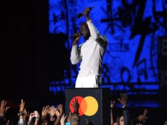 Stormzy has deactivated his Twitter and Instagram accounts (Isabel Infantes/PA)