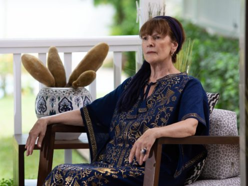 Frances Tomelty in Death In Paradise (Red Planet/Denis Guyenon/PA)