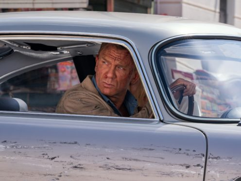Daniel Craig returns as James Bond in the latest No Time To Die trailer (Nicola Dove/MGM/PA)