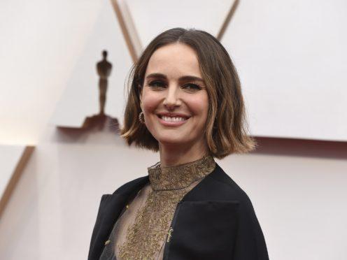 Natalie Portman (Jordan Strauss/AP)
