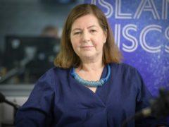 Dorothy Byrne on Desert Island Discs (BBC Radio 4/Amanda Benson/PA)