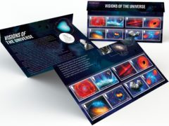 The Royal Mail's Visions of the Universe stamp collection (Royal Mail)
