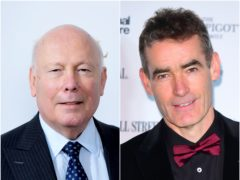 Julian Fellowes and Rufus Norris (Ian West/PA)