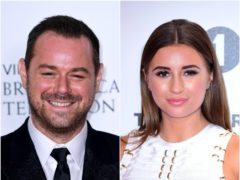Danny Dyer is to launch a podcast with his daughter Dani (Ian West/PA)