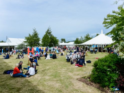 The Hay Festival in Powys, Wales, has taken place every year since 1988 (Ryan Phillips/PA)