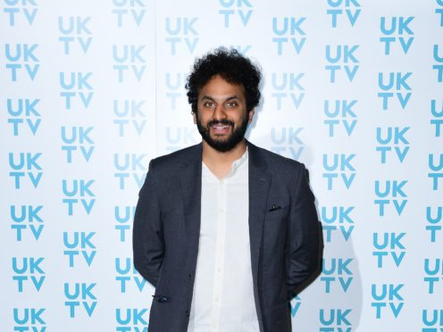 Comedian Nish Kumar has said the audience member who threw a bread roll at him during a charity gig needs to attend an anger management course (Ian West/PA)