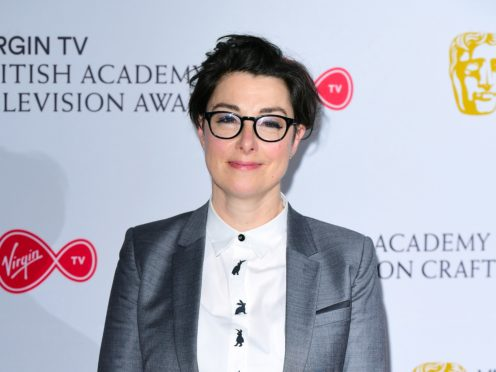 Sue Perkins (Ian West/PA)