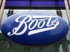 Boots insisted no credit card information had been accessed (Yui Mok/PA)