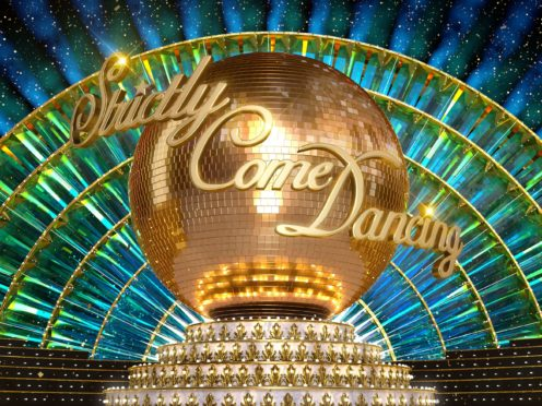 Strictly Come Dancing (BBC/PA)