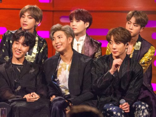 K-pop superstars BTS have postponed their North American tour due to the coronavirus outbreak (Tom Haines/PA)