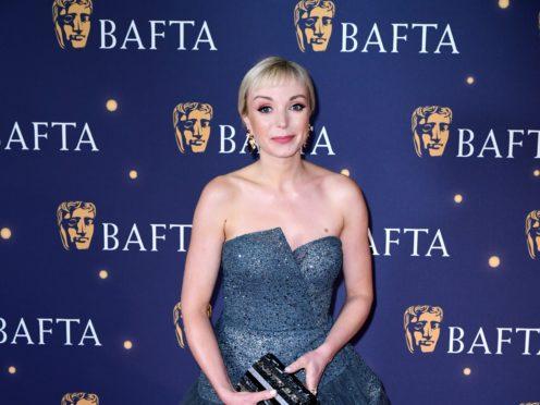 Call The Midwife star Helen George said she is 'petrified' by coronavirus (Ian West/PA)