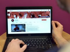 YouTube is limiting its video stream quality (Nick Ansell/PA)