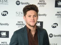 Niall Horan's debut album hit number three in the charts (Matt Crossick/PA)