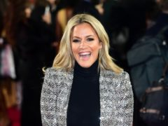Caroline Flack was charged with assault (Ian West/PA)