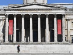 The National Gallery's collection is represented online (Kirsty O'Connor/PA)