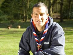 Chief Scout Bear Grylls (Scout Association/PA)