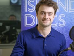 Daniel Radcliffe appeared as a guest on Desert Island Discs (BBC Radio 4/Amanda Benson/PA)