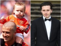 A look back at Brooklyn Beckham's life as he turns 21 (PA Archive/PA)