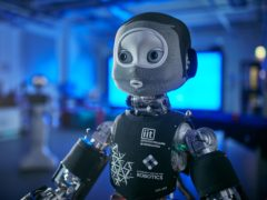 The National Robotarium will work with a wide variety of robots including the iCub (Heriot-Watt University/PA)