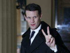 Matt Smith (Lefteris Pitarakis/PA)