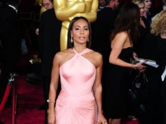 Jada Pinkett Smith has revealed her 'celebrity crush' is New York Governor Andrew Cuomo (Ian West/PA)