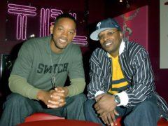 Will Smith and Jazzy Jeff (Anthony Harvey/PA)