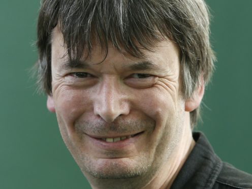 Ian Rankin claims his Facebook account was suspended (Danny Lawson/PA)