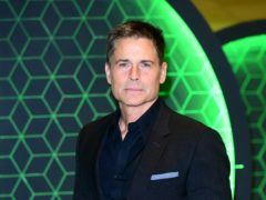 Rob Lowe (Ian West/PA)