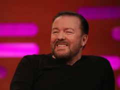Ricky Gervais (Isabel Infantes/PA)