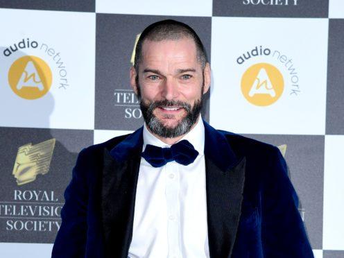 Fred Sirieix criticised Madonna's bathtub video (Ian West/PA)