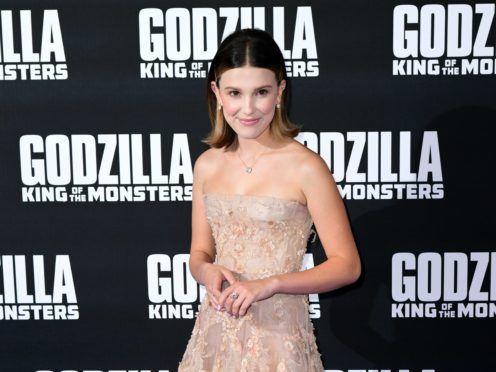Netflix has announced it will release Millie Bobby Brown's Enola Holmes film (Ian West/PA)