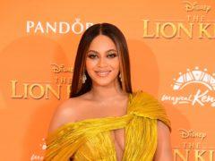 Beyonce warned the coronavirus was having a disproportionate impact on black Americans (Ian West/PA)