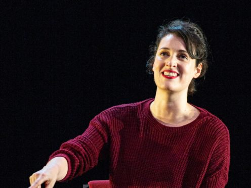 Phoebe Waller-Bridge has taken Fleabag to the stage (Matt Humphrey/The Corner Shop/PA)