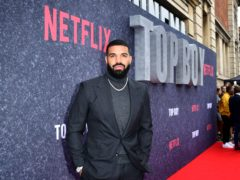 Drake gives fans a tour of his sprawling Toronto mansion in the music video for his latest single (Ian West/PA)