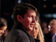 James Blunt said he is lucky to have his family (PA)
