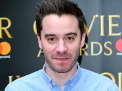 Playwright James Graham (Ian West/PA)