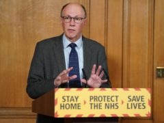 Professor Stephen Powis is the medical director of NHS England (Pippa Fowles/Crown Copyright/10 Downing Street/PA)