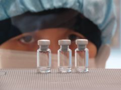 The hunt for a coronavirus vaccine has been given a boost (Sean Elias/PA)