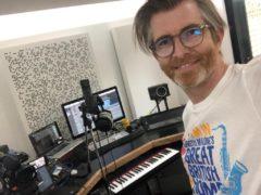 Gareth Malone is presenting a lockdown series (Gareth Malone/The Great British Home Chorus/PA)