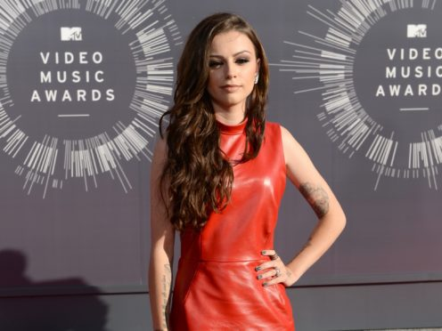 Singer Cher Lloyd first found fame on The X Factor in 2010 (PA)