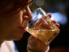 Researchers said in settings such as a busy bar, people are likely to make drink choices quickly (Yui Mok/PA)