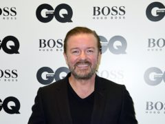 Ricky Gervais has signed an overall deal with Netflix (Ian West/PA)