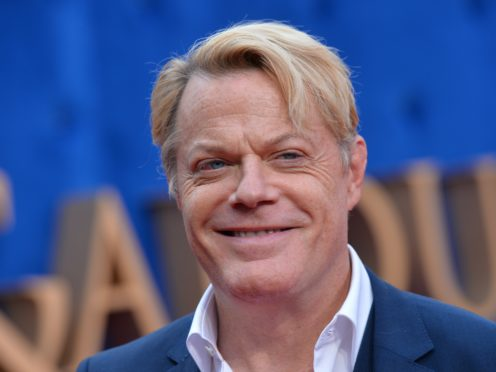 A previous performance by Eddie Izzard will be broadcast as part of the series of events (Matt Crossick/PA)
