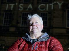 Scottish Crime Writer Val McDermid (John Linton/PA)