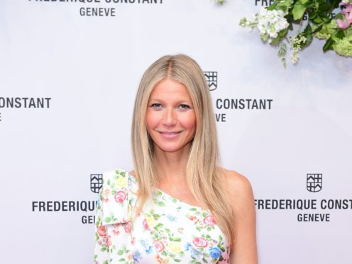 Proud mother Gwyneth Paltrow shared a sweet tribute to daughter Apple as she celebrated her 16th birthday (Inan West/PA)