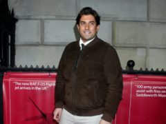 James Argent has revealed he has a drug addiction (Yui Mok/PA)